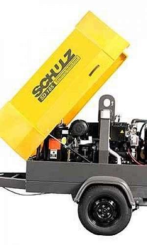 Compressor de ar de parafuso