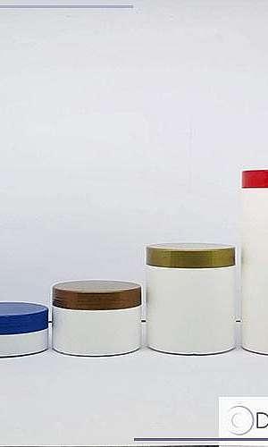 Fabricante de potes plásticos