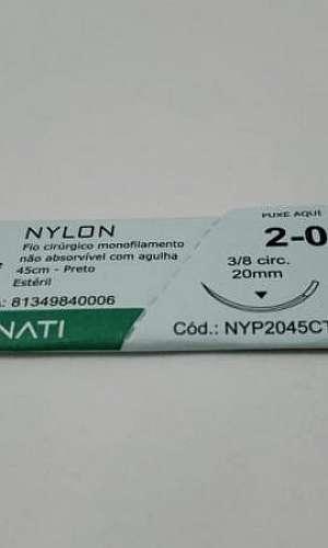 Fio de Sutura Nylon Preço